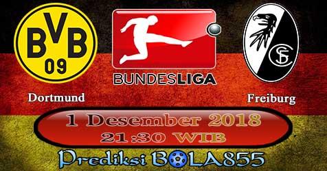 Prediksi Bola855 Dortmund vs Freiburg 1 Desember 2018