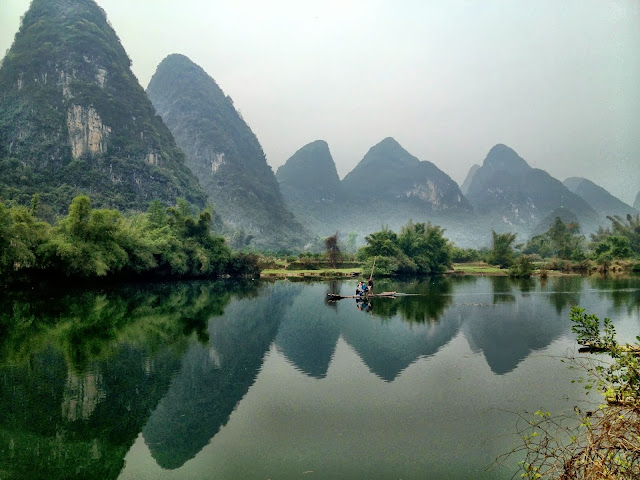 Stunning Yangshuo, China