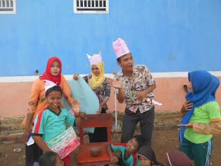 Indonesa Mengajar Sambangi SDN 8 Rambang