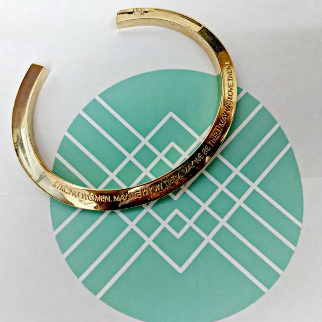Stella Valle Montoya Triangle Bracelet