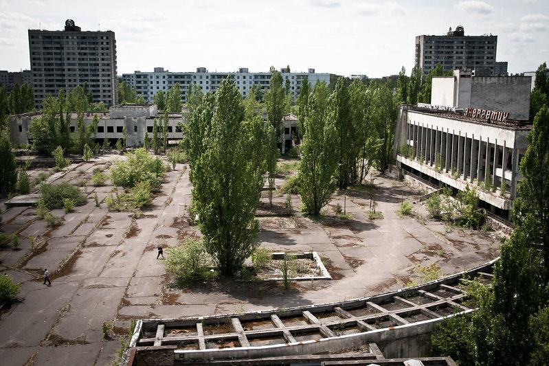 Tsernobyl kuolleisuus