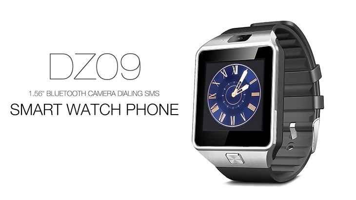 130k - Đồng hồ thông minh DZ-09 giá sỉ và lẻ rẻ nhất