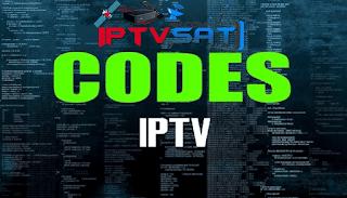 code active iptv 26/05/2019