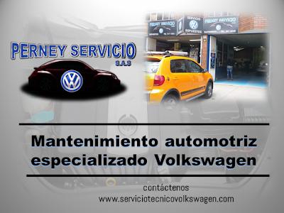 Taller y Repuestos Volkswagen Bogota
