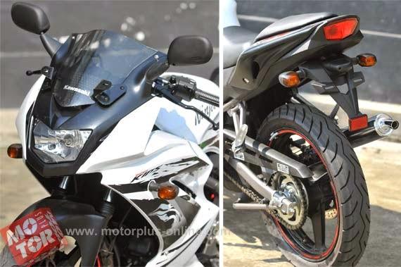 Price Kawasaki Ninja 150rr Special Edition
