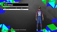 Option file Update for PTE Patch 6.0 - PES 2017