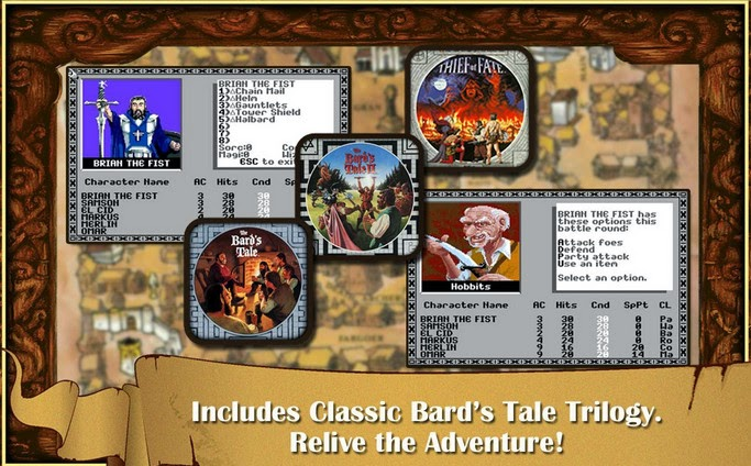 The Bard's Tale Screenshot6