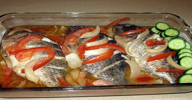 Oven Cooked Tilapia Recipe