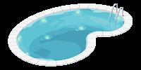 piscina em png