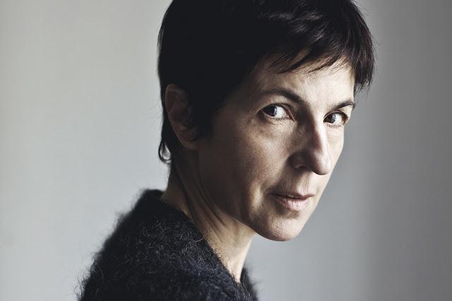 Christine Angot, co-scénariste de Un beau soleil intérieur