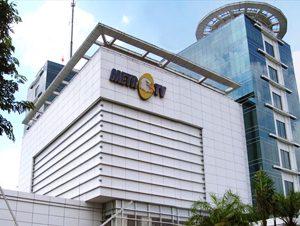 Alamat Metro TV Pusat, Kedoya - Jakarta