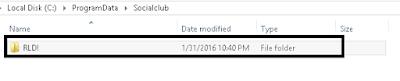 Cara Mencari Tempat Save Gta 5 di Windows 64 bit
