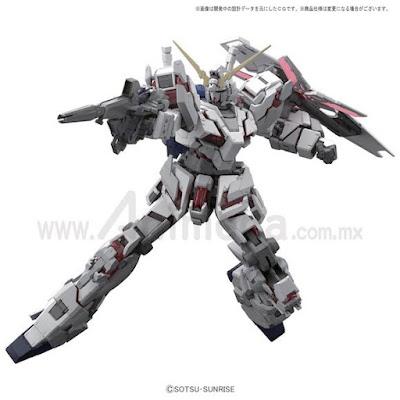 Unicorn Gundam RX-0 Real Grade (RG) 1/144 Model Kit Mobile Suit Gundam Unicorn