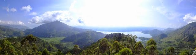 Lake Toba, Danau Toba, Panatapan Tele