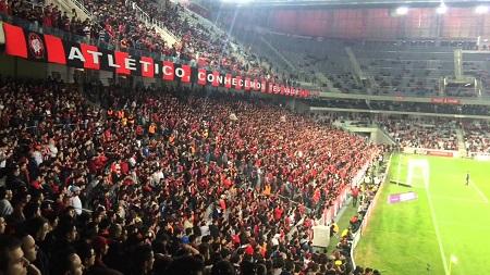 Assistir Atlético-PR x São Paulo AO VIVO 21/06/2017