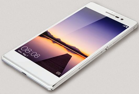 Huawei Launched 4G LTE-Enabled Ascend P7