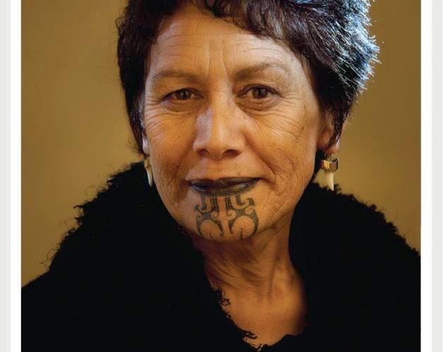 Women S Maori Moko Chin Body Temporary Tattoos: KeeperofStories: WHAT IS IS