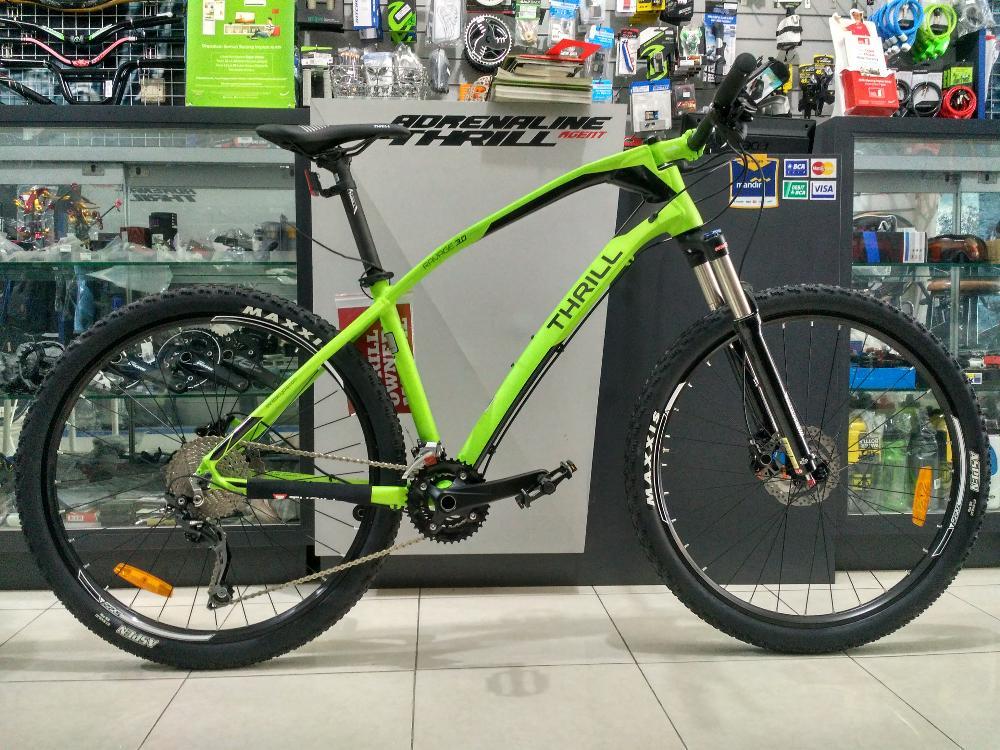Sepeda MTB THRILL RAVAGE 30 275 2017 Rp6800000