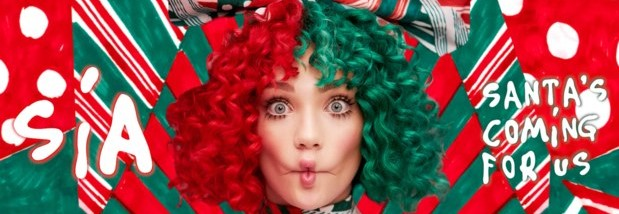 Audio: Sia - Santa's Coming For Us