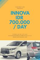 Rental Mobil Padang Bukittinggi