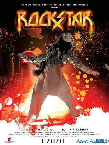 Rockstar (2011) Movie Poster