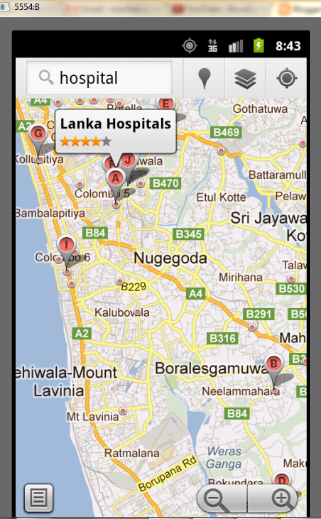 Android: Using Google maps app to show places in your ... on microsoft maps, iphone maps, bing maps, search maps, topographic maps, road map usa states maps, ipad maps, stanford university maps, goolge maps, online maps, android maps, gogole maps, msn maps, waze maps, gppgle maps, amazon fire phone maps, aeronautical maps, googlr maps, aerial maps, googie maps,