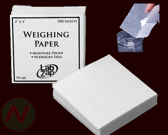 weights of paper