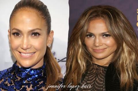 Estilos Cabellos de Jennifer Lopez