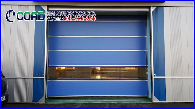 COAD, High Speed Door, INDONESIA, INDUSTRIAL DOOR, JAPAN, KOREA, MALAYSIA, Pintu Berkelajuan, pintu high speed door, pintu rapid door, RAPID DOOR, THAILAND, VIETNAM, シート製高速シャッター,