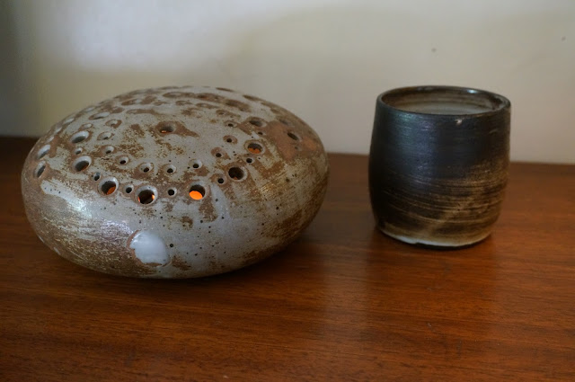ceramique atelier dieulefit jacques pouchain annees 60