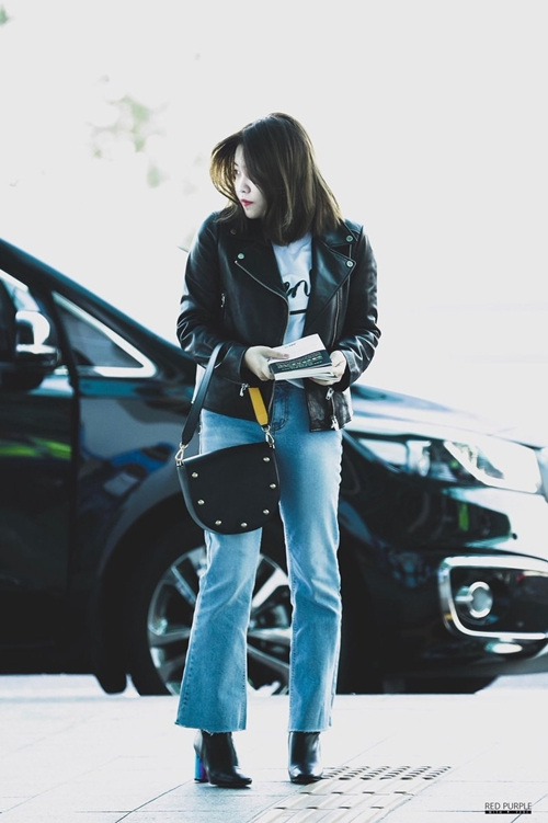 add - Redvelvet Yeri Airport Vogue