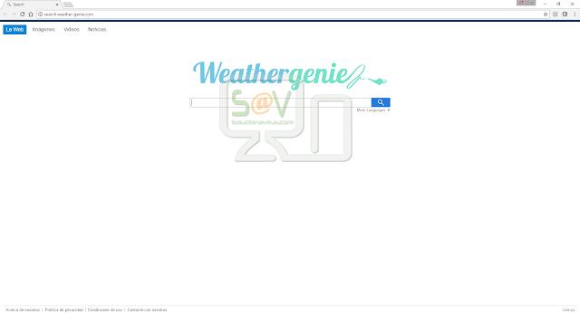 Search.weather-genie.com (Hijacker)