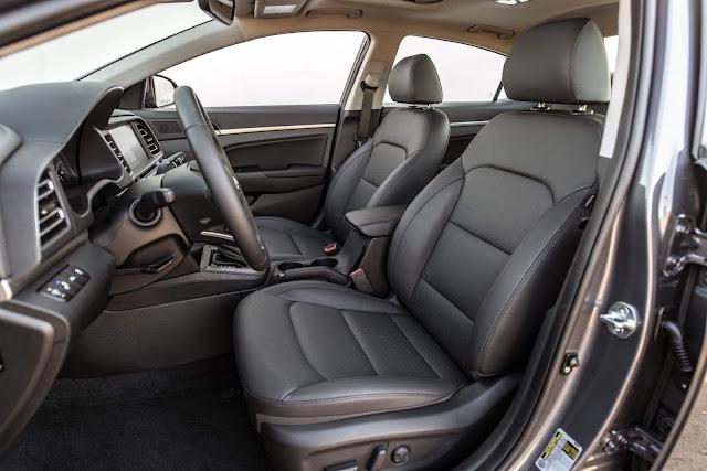 Novo Hyundai Elantra 2019