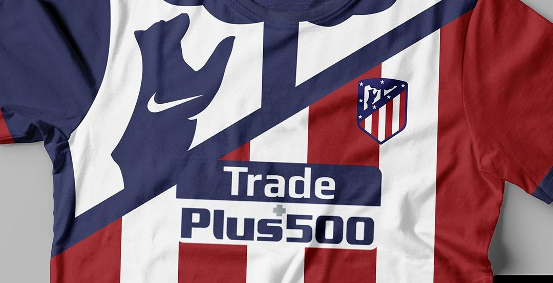757d25ddd What if Nike would release a Atlético Madrid kit boasting the club s crest    natodoldan has created a stunning Nike Atlético crest concept jersey.