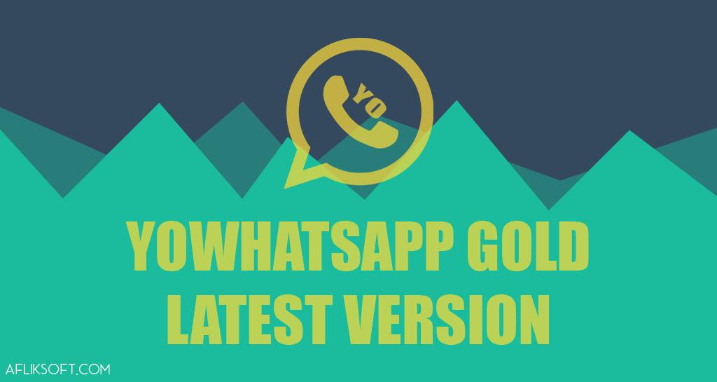 YoWhatsApp Gold Edition