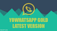 [UPDATE] Download YoWhatsApp Gold Edition v9.70 Latest Version