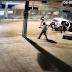 [VÍDEO]Bandidos explodem agência do Banco do Brasil e arrombam lotérica em Coração de Maria - BA