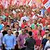 """Caminhada """"Todos por Edivaldo"""" empolga moradores do Vicente Fialho"""