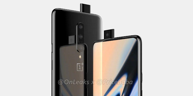 OnePlus 7 Pro to include QHD+ display and 4000mAh battery