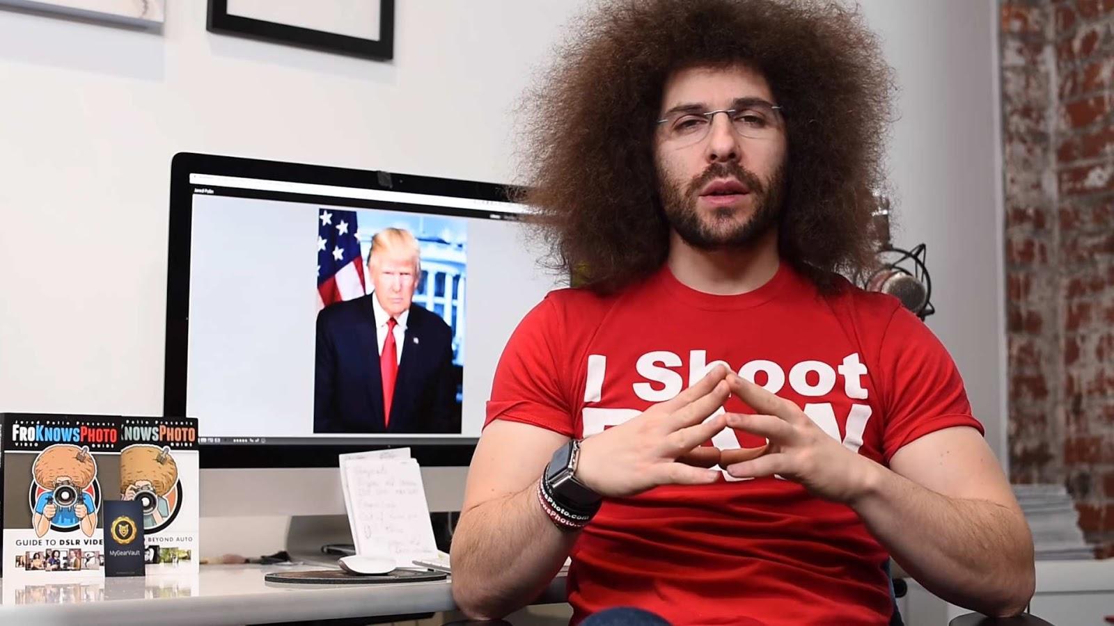 Let's break down the latest Presidential Portraits