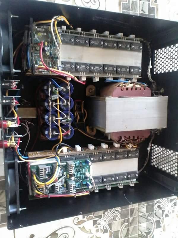 otak atik elektronik cara merakit power amplifier 2000 watt untuk sound system lapangan. Black Bedroom Furniture Sets. Home Design Ideas