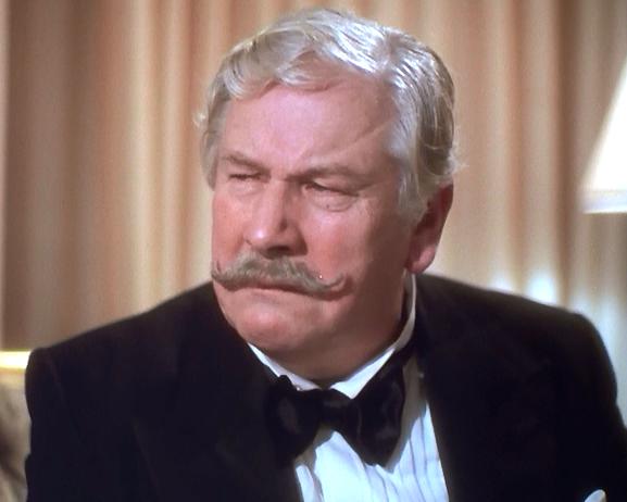 Peter Ustinov Hercule Poirot