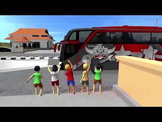 Cara Bermain Bus Simulator Indonesia