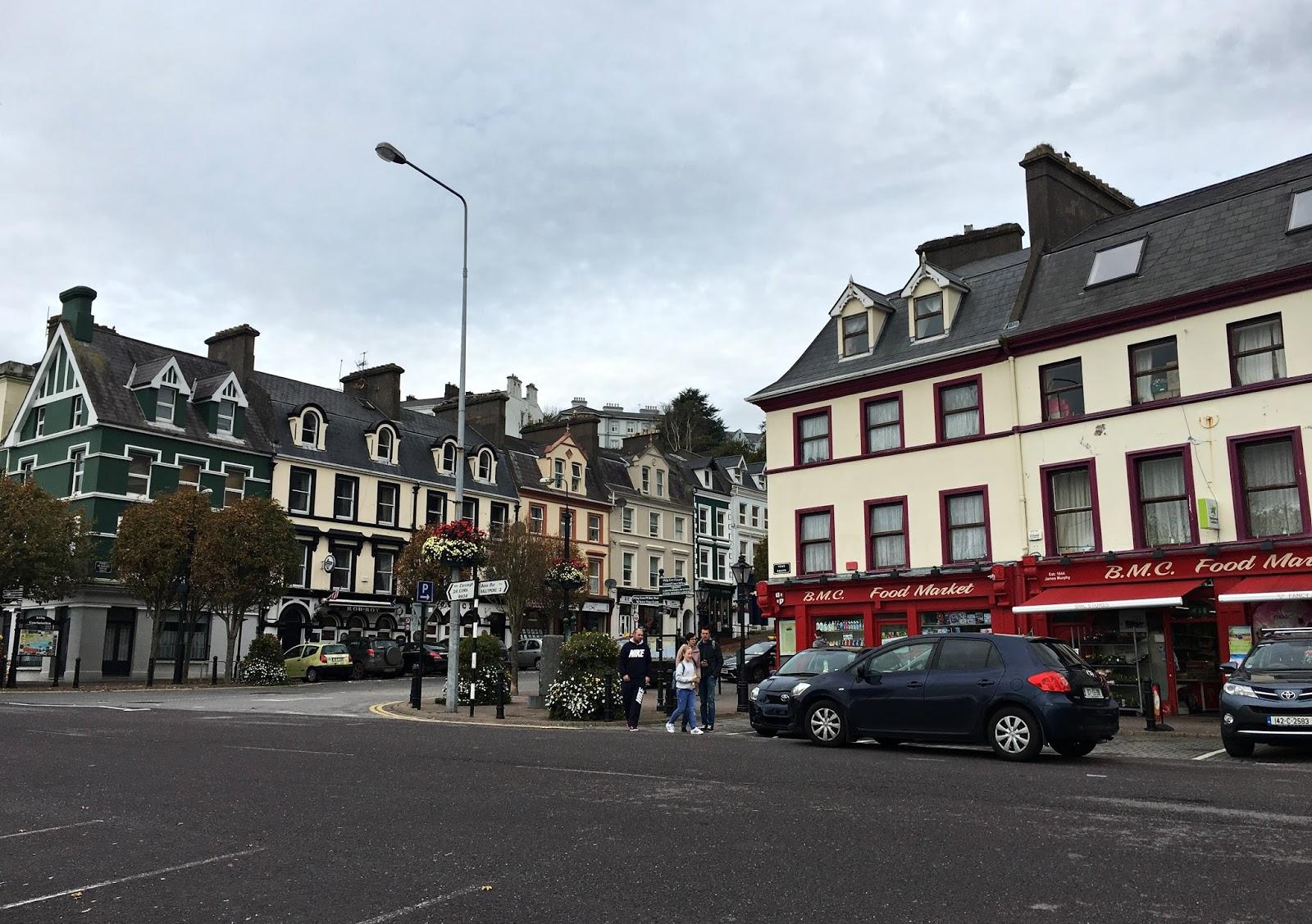 Irlandia - Cobh