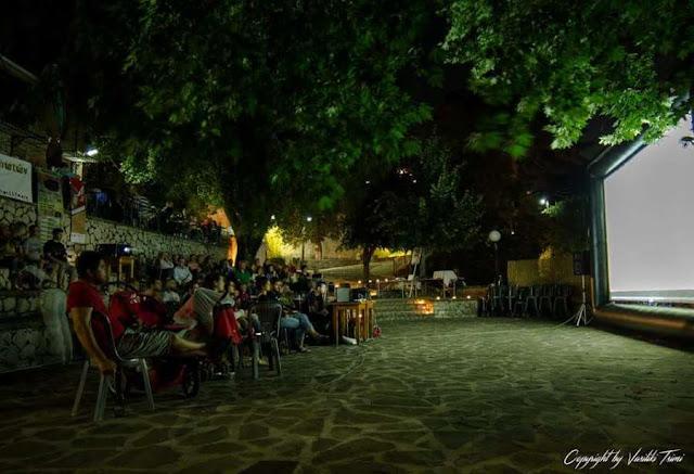 Γιάννενα: Φεστιβάλ Θερινού Σινεμά,στο Προσήλιο