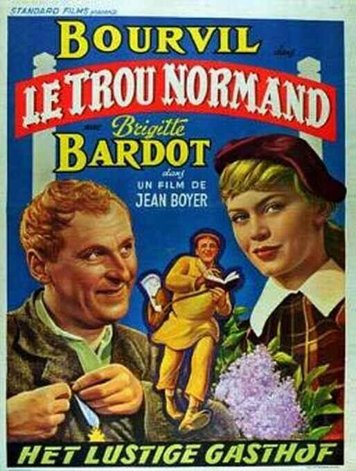 Le Trou normand affiche