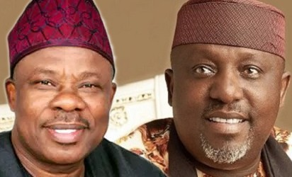 How Okorocha, Amosun lost Buhari's support