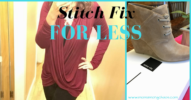 Stitch Fix for less, womens designer shoes for less
