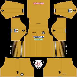 Udinese Calcio 2018 - 2019 Away Kit