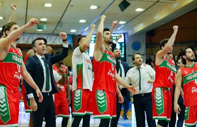 Pınar Karşıyaka - FIBA Europe Cup